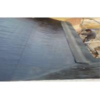 Buy cheap SBS Elastomeric Waterproofing Membrane Double Side Self-Viscous With PET Black Cover from wholesalers