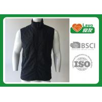 Wholesale Polyester Classical Style Outdoor Travel Vests With Hidden Pockets Olive Color from china suppliers