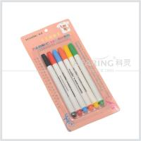 Wholesale Kearing 6 color / set 1.0 mm nib beautiful color with ASTM & EN71 suitable for kids DIY  # FM106 from china suppliers