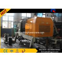 Wholesale Stationary Electric Concrete Pump 110KW Power Anti - wearing Hydraulic Liquid from china suppliers
