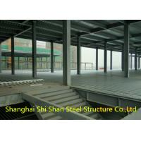 Wholesale Long Span Commercial Steel Structures , Waterproof Pre Engineered Steel Buildings from china suppliers