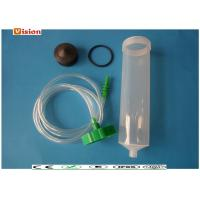 Wholesale PE materal 300ml syringe adapter , plastic dispensing syringe adaptor from china suppliers