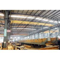 Wholesale IP56 Single Girder Overhead Medium Duty 5t Bridge Cranes for Machine Shop from china suppliers