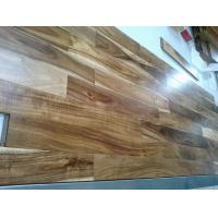 Wholesale Acacia Solid Flooring .nature Color from china suppliers