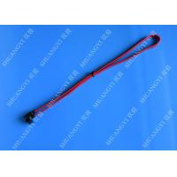 Wholesale SATA Revision 3.0 Black Laptop SATA Cable Straight To Right Angle SATA 600 from china suppliers