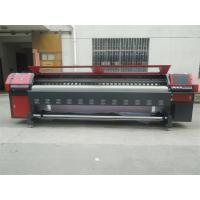 Quality 3.2m High Speed Outdoor Solvent Printer with Konica 512i heads 320m²/h by 8heads for sale