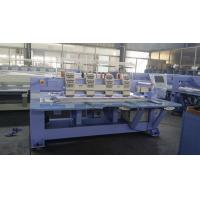 Wholesale 9 Needle Computerized Flat Embroidery Machine , Quilting Embroidery Machine Commercial from china suppliers