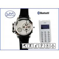 Wholesale PT202E GSM 850 / 900 / 1800 / 1900Mhz Personal GPS Watch Phone / GPS Wrist Watch Tracker with Swiss Movt from china suppliers