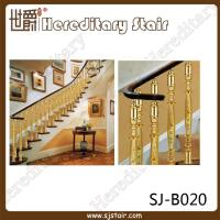 Buy cheap Magnificent Acrylic Balustrade for Staircase (SJ-B020) from wholesalers