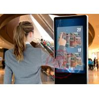 Wholesale 47 inch touch screen kiosk 1920 x 1080 LED free Standing Digital Signage DDW-AD4701SNT from china suppliers
