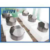 Quality Hardness 90 HRA Tungsten Carbide anvil 6 Facet with CO 8% , WC content 92% for sale