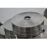 Wholesale 0.6 mils Nickel-based Amorphous Ribbon Alloy Strip For High Frequency Transformers from china suppliers