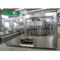 Quality Stainless Steel Pet Liquid Filling Line Bottled Spring Water Bottling Machine for sale