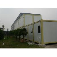 Buy cheap Environmental Friendly Prefab Container House for Office from wholesalers