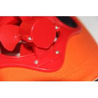 Wholesale Mix color solar cooling fan hat from china suppliers