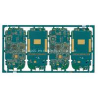 Quality 8 Layers HDI PCBs for Mobile Phone. for sale