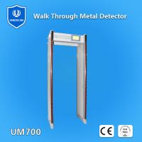 Wholesale Walk Through Metal Detector / Arched door frame with high sensitivity 33 zones UZ800 from china suppliers