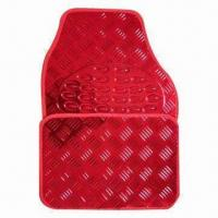 Wholesale PVC Car Mat, Easy to Clean and Wash, Available in Various Designs from china suppliers