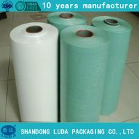 Wholesale Suitable for all balers 25mic*75cm*1800m LLDPE silage bale wrap film/hay bale wrap from china suppliers