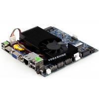 Wholesale Integrated Intel® 1037U Processor CPU Nano Motherboard with 2 Mini-PCIE slots from china suppliers