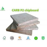 Wholesale Furniture grade CARB P2 class wholesale cheap plain 18mm chipboard from china suppliers