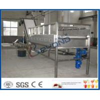 Wholesale SUS304 Stainless Steel Fruit Processing Equipment For Cleaning Fruits And Vegetables from china suppliers