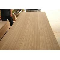 Wholesale Teak Veneer MDF , Red  Ash oak faced Veneered MDF for Furniture or Decoration from china suppliers