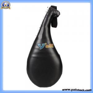 Wholesale Taekwondo Muay Thai Kick Target Training Boxing Pad Sanda MMA Black (24000062) from china suppliers