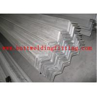 Wholesale 316 Stainless Steel Bars Steel Angle Bar AN 8550 Size 50×50×6MM×6M from china suppliers