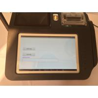 Wholesale Smart Fingerprint Authentication Wireless POS Terminal with Build - in Camera from china suppliers