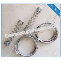 Wholesale Spiral Cable Electric Coil Heaters with Hot Runner Temperature Controller from china suppliers
