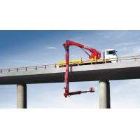Buy cheap Boom Type Under Bridge Inspection Equipment Dongfeng Chassis 6x4 245HP / 270HP from wholesalers