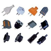 Buy cheap 10A 13A 15A 125V 250V UL Non-Rewirable Power Cord Plug American Europen from wholesalers