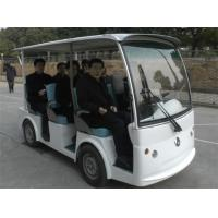 Wholesale 8 Passenger Electric Sightseeing Car , Electric Motor Golf Cart Customized Color from china suppliers