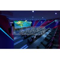 Wholesale Attractive 5D Movie Theater with 7.1 / 5.1 Audio System and Pipes , 6D 7D XD Cinema from china suppliers