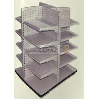 Wholesale 4 Way Medicine Pharmacy / Supermarket Display Racks ISO9001 Certification from china suppliers