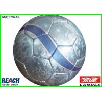 Wholesale Customizable 32 Panel Football Training Soccer Balls with Hand Stitched from china suppliers