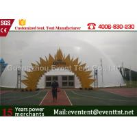 Wholesale Temporary insulated structure dome tent, soundproof dome tent camping glamping from china suppliers