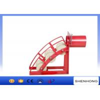 Wholesale B Series Cable Entrance Protection Pulley Roller With Three Nylon Wheels from china suppliers