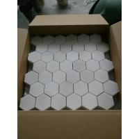 Quality Carrara White Marble Mosaic,Marble Mosaic,White Marble Mosaic ,Eastern White Marble Mosaic for sale