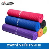 Wholesale Ningbo  Virson durable eco pvc yoga mat for sports. Gym  pvc yoga mat . fitness from china suppliers