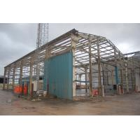 Quality Prefabricated and Portal Frame Steel Structure Warehouse for sale