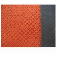 Wholesale Promotional Home Rubber Floor Carpet, Printed Fabric Rubber Doormat from china suppliers