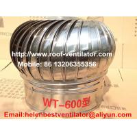 Wholesale 600mm roof cowl for workshop stainless steel from china suppliers