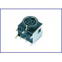Buy cheap Mini Din Connector 8pin female Socket S terminal from wholesalers