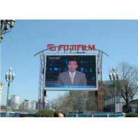 Wholesale Video Hanging LED Display full color LED screen 10mm Pixels ip65 from china suppliers