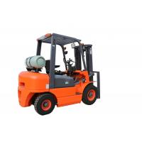 Wholesale LPG forklift FY25T 2.5t 4.8M Gasoline/Liquefied gas/Natural gas LPG Forklift with side shift  and Nissan K25 engine from china suppliers