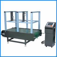 Wholesale Wheeled Suitcase Tester , Leather Case Fatigue Testing Machine from china suppliers
