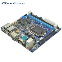 Wholesale Dual Display Mini ITX Motherboard LGA 1150 With Intel B85 High Speed Chipset from china suppliers