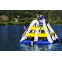 Wholesale Durable outdoor inflatable water parks , Inflatable Water Catapult Blob from china suppliers